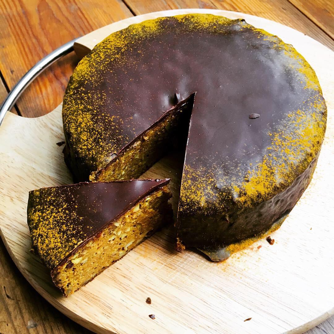 Kurkuma Karotten Kuchen 🥕  🥕  🥕 🥕🥕