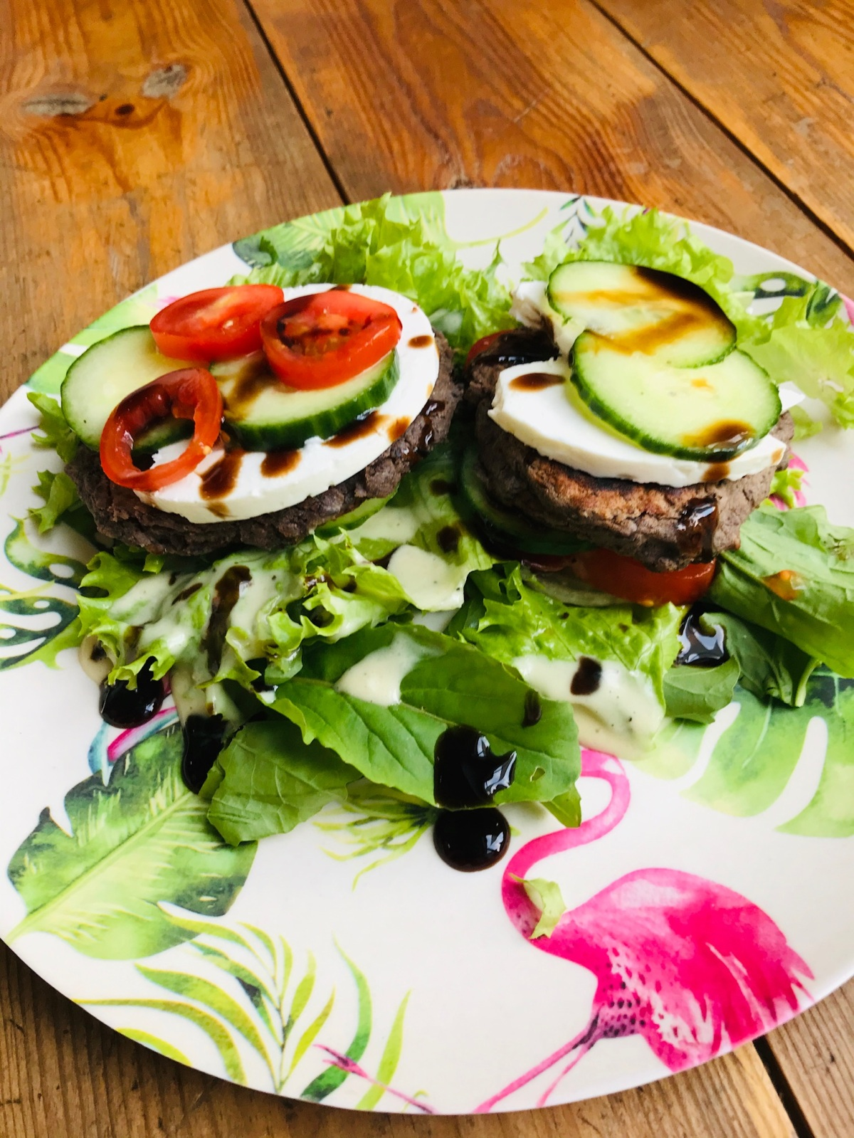 Burger Patties *vegan